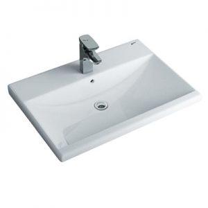 Chậu rửa mặt âm bàn Inax AL-2397V