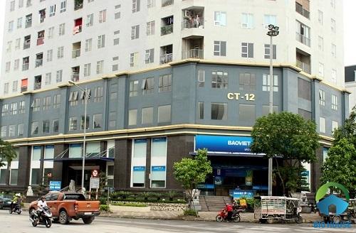 Dự án CT12 KĐT Văn Phú, quận Hà Đông, Hà Nội