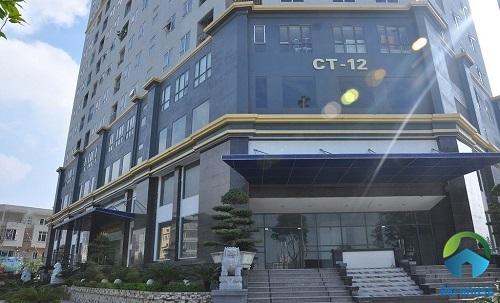 Thiết kế nội thất chung cư CT12 KĐT Văn Phú Hà Đông 3