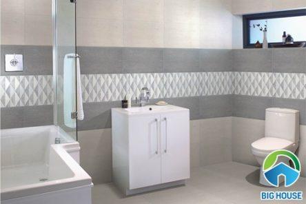 Mẫu gạch ốp nhà tắm và nhà vệ sinh Ấn Độ đẹp được ưa chuộng nhất