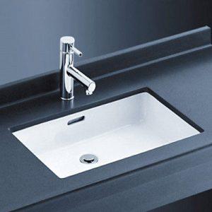 Chậu lavabo âm bàn Toto LT520T