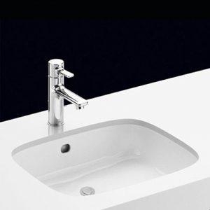 Chậu lavabo âm bàn Toto LT765