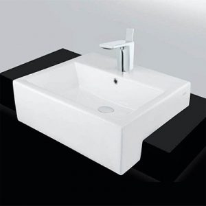 Chậu lavabo âm bàn Toto LW647CJW/F