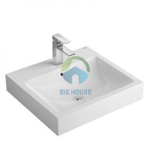 Chậu lavabo dương bàn Inax AL-536V(GC/EC/FC)