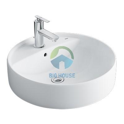 Chậu lavabo dương bàn Inax L-294V(EC/FC)