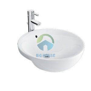 Chậu lavabo dương bàn Inax L-333V(EC/FC)