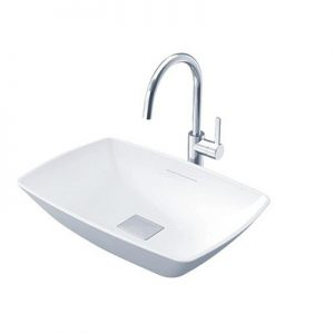 Chậu lavabo dương bàn Toto PJS02WE#GW