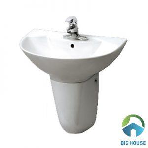 Chậu lavabo treo tường Inax L288V/L288VC