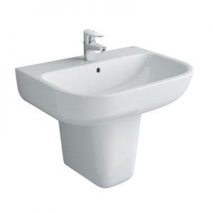 Chậu lavabo treo tường Inax L298V/L298VC
