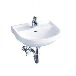 Chậu lavabo treo tường Toto LT210CTR
