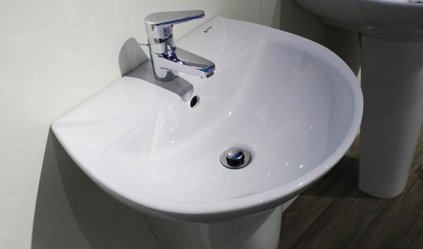 Sản phẩm chậu rửa mặt inax 285
