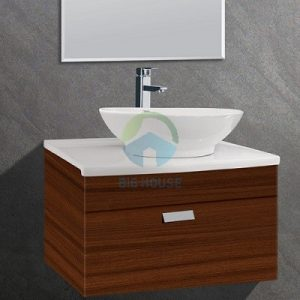 Chậu lavabo dương bàn Viglacera BS415