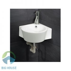 Chậu lavabo treo tường Caesar LF5238