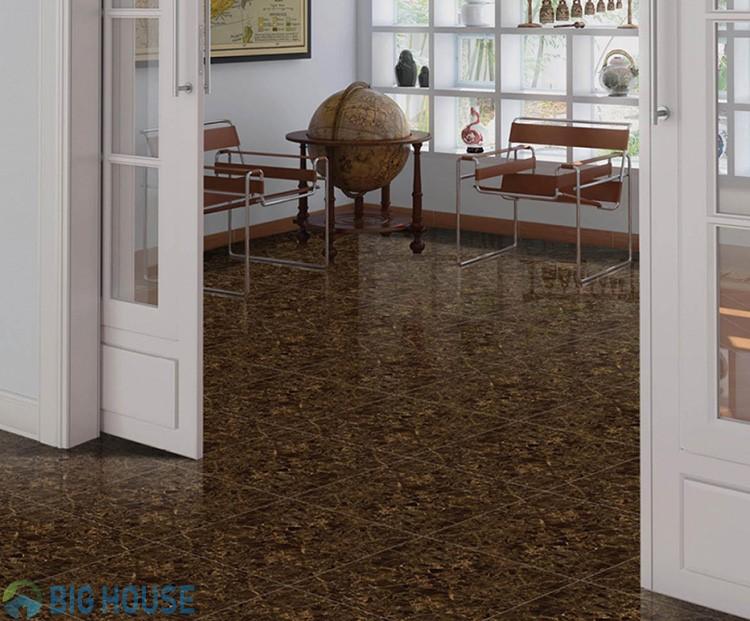 những mẫu gạch lát phòng khách đẹp