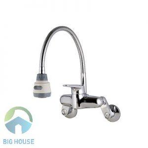 Vòi rửa bát nóng lạnh Mirolin MK503