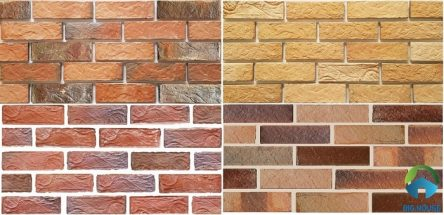 18 mẫu gạch gốm ốp tường đẹp nhất theo xu hướng 2020