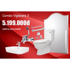 Khuyến mãi bộ Combo Viglacera 3 1