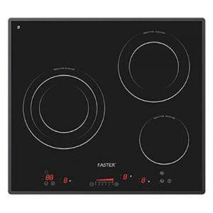 Bếp từ ba vùng nấu Faster FS 3SI