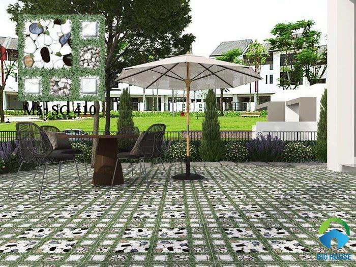 các loại gạch lát sân vườn 10