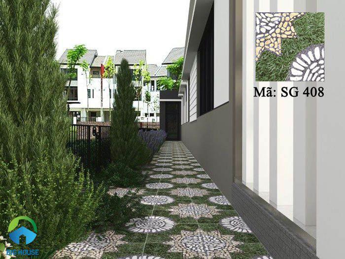 các loại gạch lát sân vườn 12