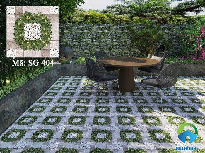 các loại gạch lát sân vườn 13