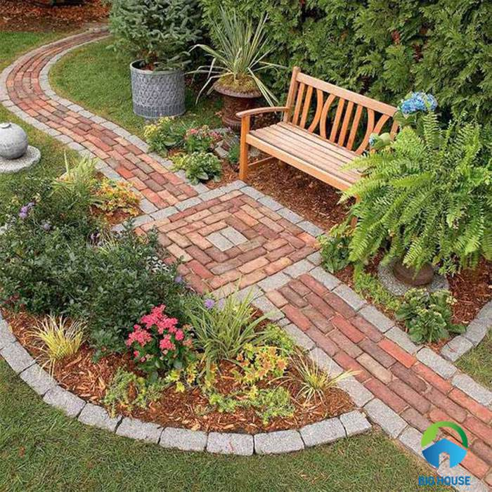 các loại gạch lát sân vườn 25