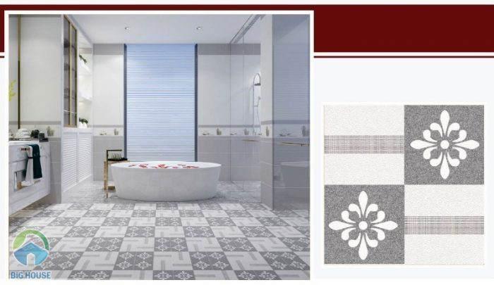 TOP mẫu gạch lát nền nhà tắm 30x30 đẹp nên sử dụng