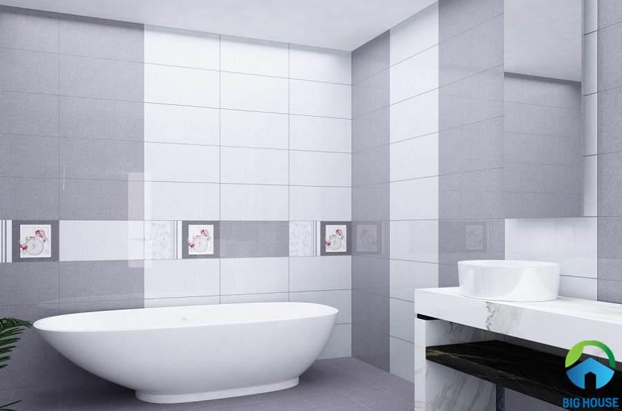gạch ốp tường nhà tắm 12