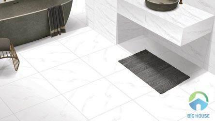 Chọn kích thước gạch lát nền nhà vệ sinh như thế nào?