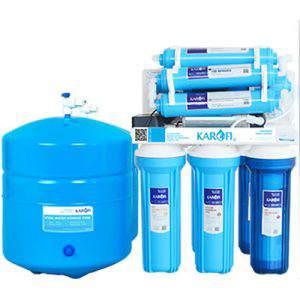 Máy lọc nước không tủ Karofi KT-KT80