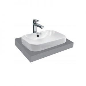 Chậu lavabo bàn đá Viglacera V27