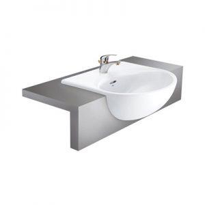 Chậu rửa lavabo âm bàn Cotto C021