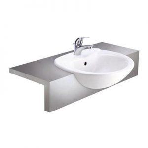 Chậu rửa lavabo âm bàn Cotto C0240