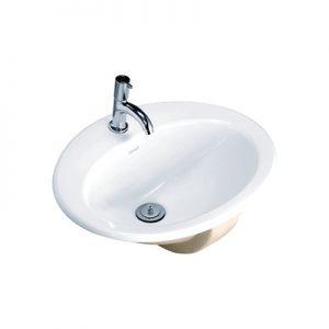 Chậu rửa lavabo âm bàn Cotto C029