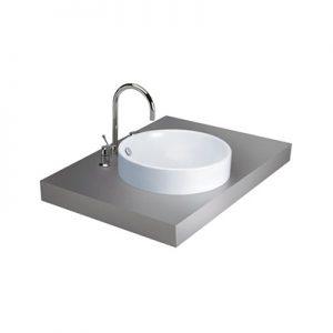 Chậu rửa lavabo dương bàn Cotto C00027
