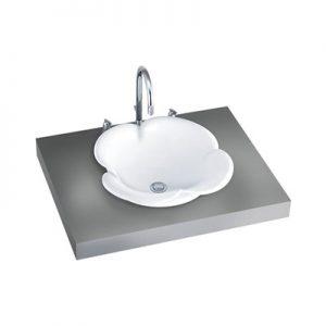 Chậu rửa lavabo dương bàn Cotto C0004