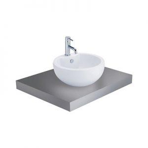 Chậu rửa lavabo dương bàn Cotto C0007