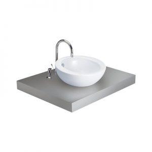 Chậu rửa lavabo dương bàn Cotto C02507