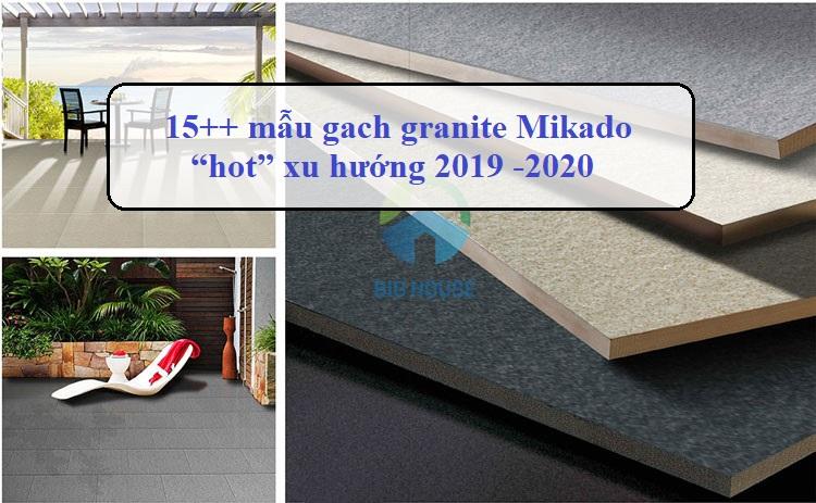 gạch granite mikado 25