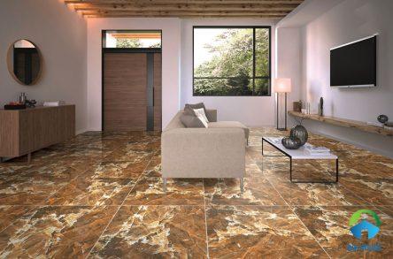 20 mẫu gạch lát nền màu nâu đất cho không gian hoàn hảo, tinh tế