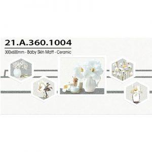 Gạch ốp tường Á Mỹ 30x60 21.A.360.1004