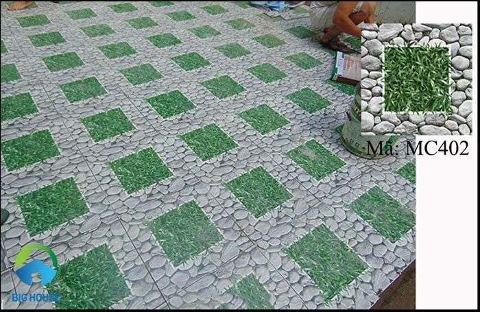 gạch cỏ mikado 3