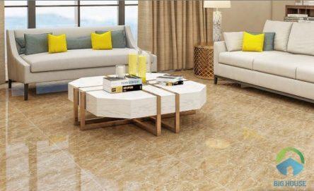 Top các mẫu gạch lát nền màu vàng đất được ưa chuộng nhất hiện na