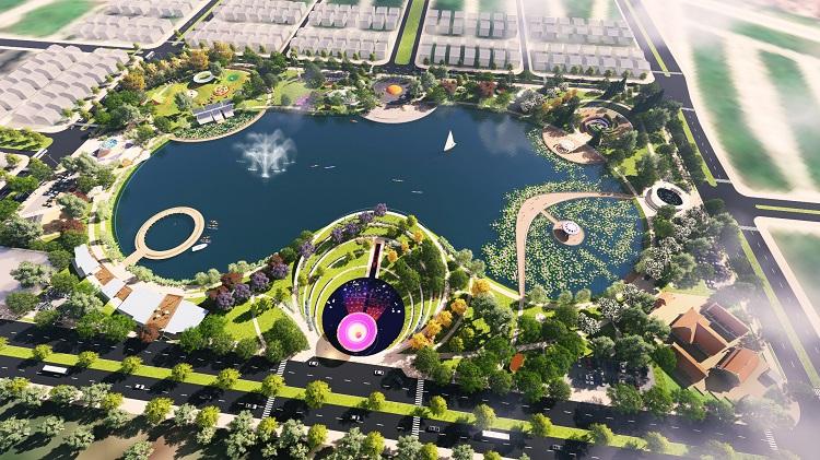 dự án công viên thiên văn