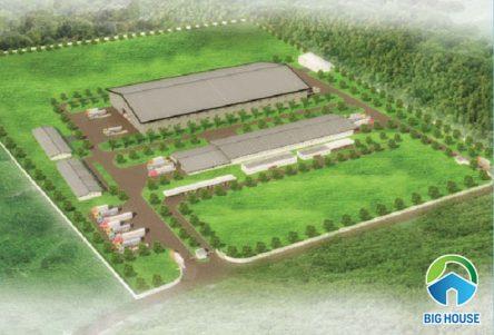 Dự án nhà máy chế biến quả và đồ uống Công nghệ cao Sơn La