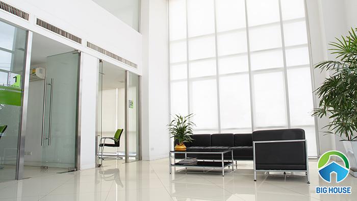 Gạch Pancera được lựa chọn nhiều cho các công trình công cộng, nhà hàng, khách sạn, trung tâm thương mại