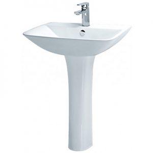 Chậu lavabo treo tường Caesar L2365