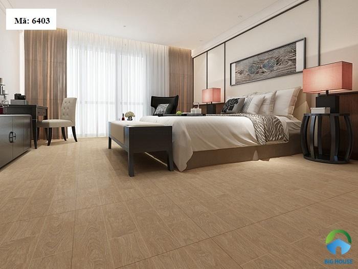 gạch lát phòng ngủ hoàn mỹ 6403
