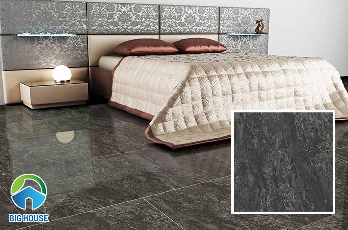 Gạch DTD8080YALI001-FP phù hợp với phòng ngủ theo phong cách hiện đại và tân cổ điển.