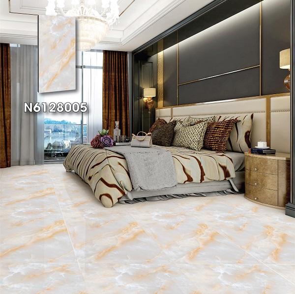 Gạch Ý Mỹ N6128005 là một sự lựa chọn tuyệt vời cho không gian phòng ngủ ấn tượng hơn.